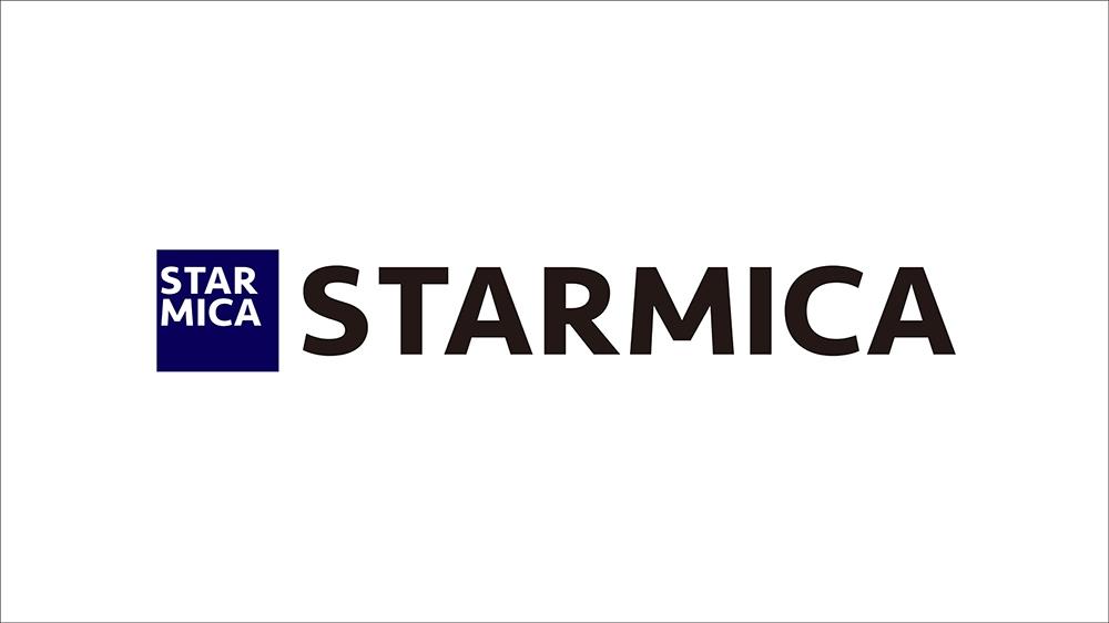 スター・マイカ、コーポレートロゴを一新~「イノベーション」を象徴するロゴへ~